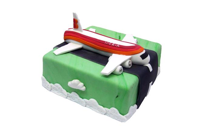 עוגה לטייס